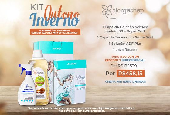 Kit Outono Kit Capa Colchão