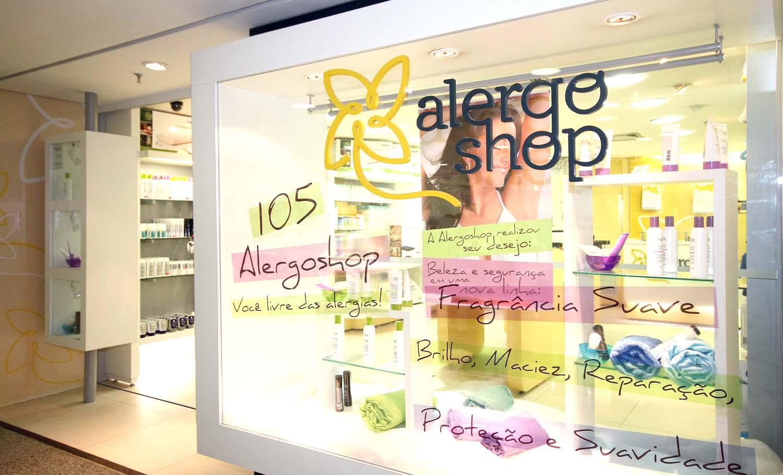 Conheça a franquia especializada em produtos para pessoas alérgicas