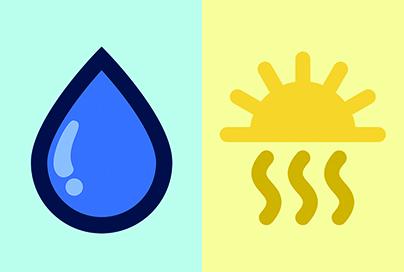 O que é pior para a rinite, clima úmido ou seco?