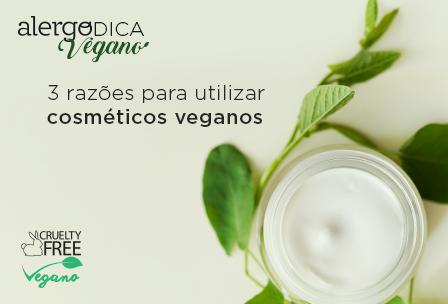3 razões para utilizar cosméticos veganos