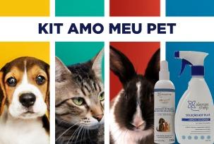 Saiba mais sobre o Kit Amo meu Pet e conheça seu melhor aliado na redução das alergias respiratórias!