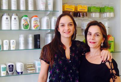 Por causa da filha, empreendedora cria empresa de produtos para pessoas alérgicas