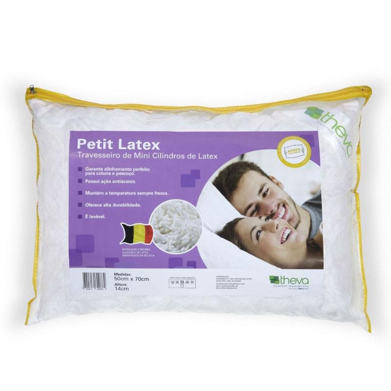 Travesseiro Petit Latex Copespuma