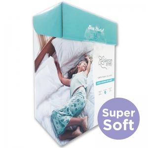 Capa de colchão casal King Super Soft