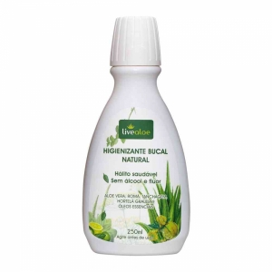 Higienizante Bucal Natural Livealoe