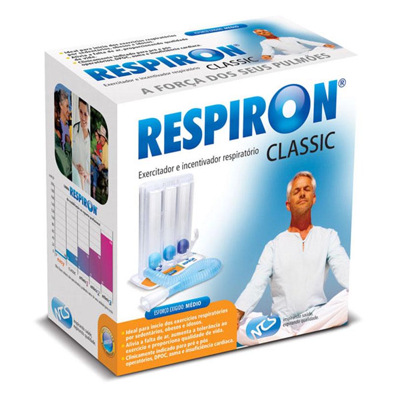 Respiron Classic - exercitador respiratório