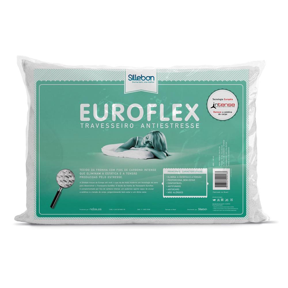 Travesseiro Euroflex Silleban