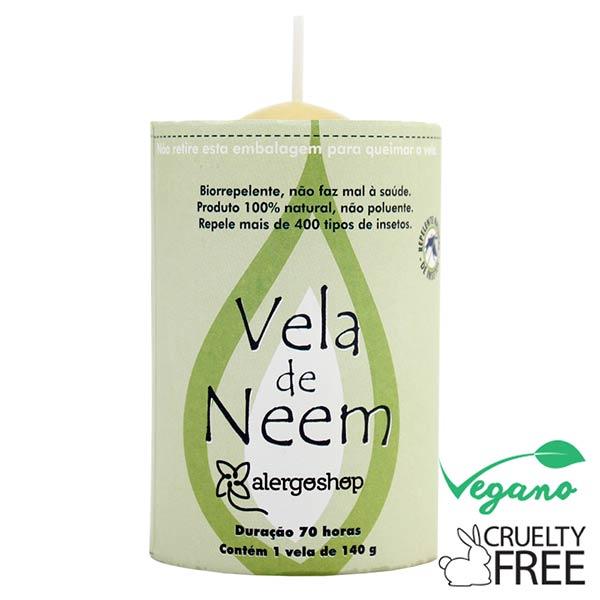 Vela Neem Alergoshop