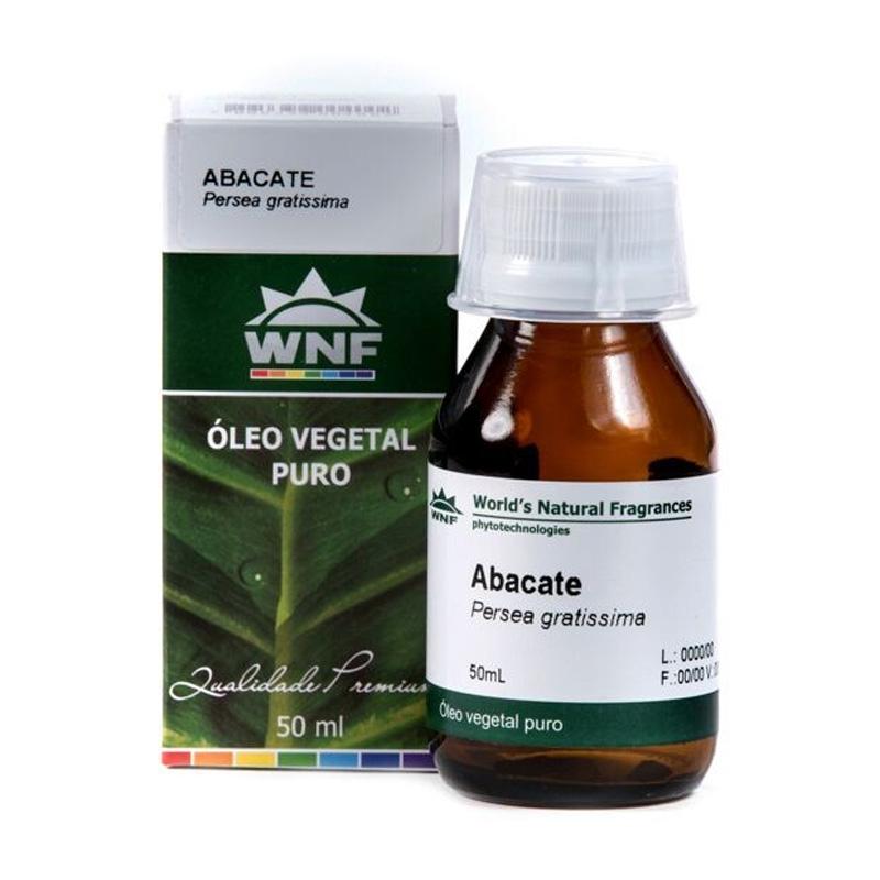 WNF Óleo Vegetal - Abacate