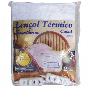 Lençol Térmico Casal Padrão 110v