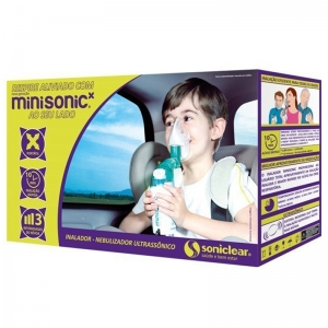 Inalador MiniSonic