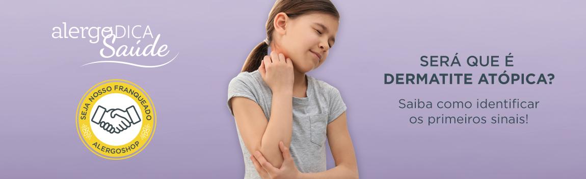 Será que é Dermatite Atópica? Saiba como identificar os primeiros sinais!