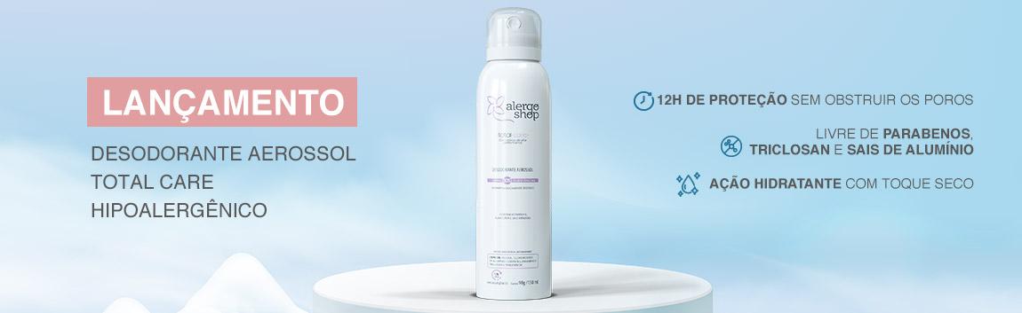 Desodorante Aerossol Total Care