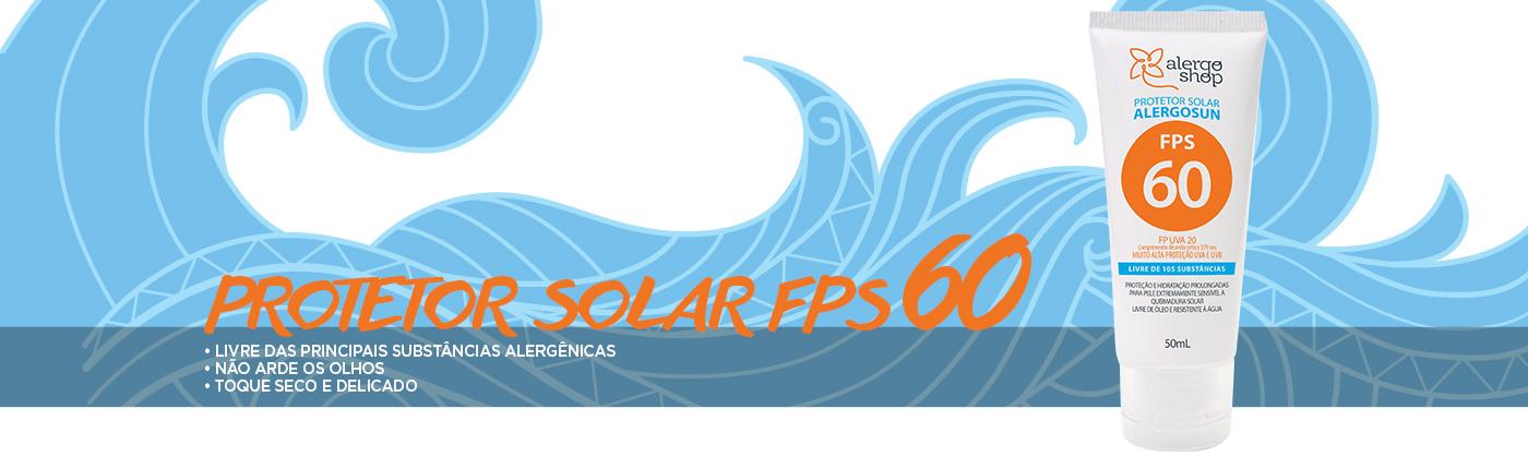 protetor solar fps 60