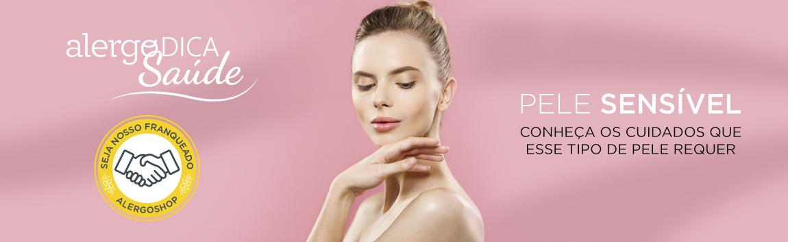 Pele sensível - Conheça os cuidados que esse tipo de pele requer