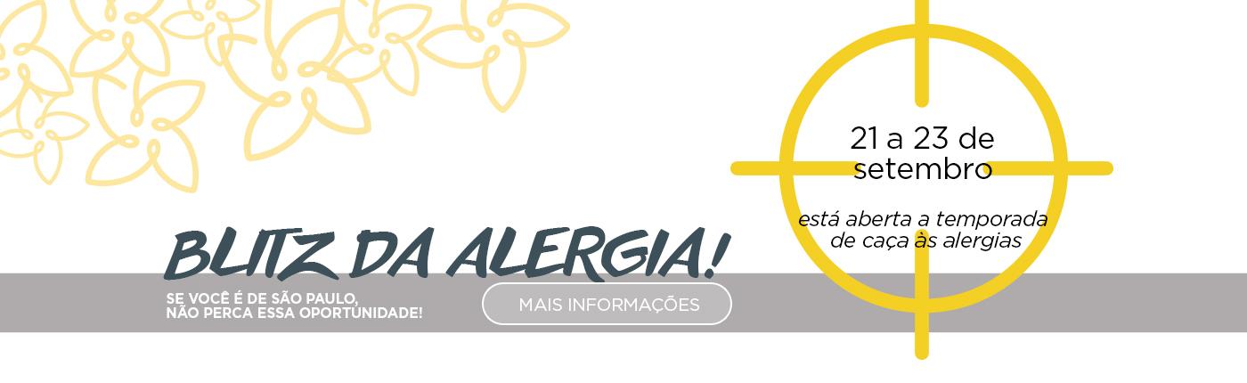 blitz da alergia
